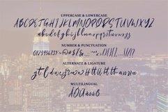 Bagele - Handwritten Script Font Product Image 5