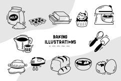 Baking Illustrations Product Image 1