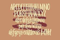 Web Font Baklava - Handlettered Font Product Image 5