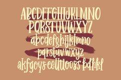 Baklava - Handlettered Font Product Image 5