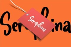 Web Font Balaney - A Display Font Product Image 3