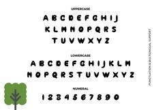 Web Font Baleno Font Product Image 5
