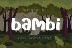 Bambi Product Image 1