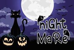 Bat Boo - A Halloween Display Font Product Image 3