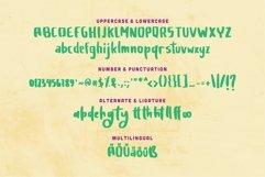 Bata - Display Font Product Image 4