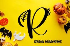 Spooky Monograms - A Halloween Monogram Font Product Image 3