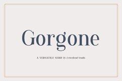 Gorgone - A Versatile Serif Product Image 1