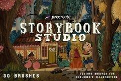Storybook studio for Procreate Product Image 1