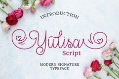 Yulisa Script Product Image 1