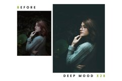 Deep Mood - Lightroom & Photoshop Camera Raw Presets Product Image 5