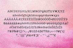 Tymchas font Product Image 2