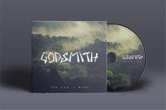 Godsmith Typeface Product Image 5