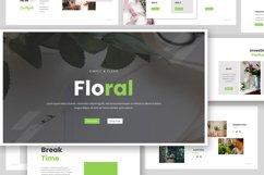 Florist Google Slides Presentation Product Image 1