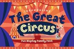 The Great Circus Product Image 1