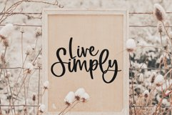 Rightly - A Handwritten Script Font Product Image 6