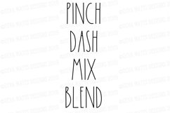 Simply Done Write Farmhouse 3 Weights Font Family & Dingbats Product Image 9