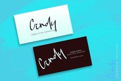 Landing Surely | Signature Font Product Image 4