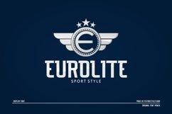 EUROLITE Sport Font Plus BONUS Product Image 1