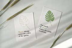Blooming Season Floral Font Product Image 4