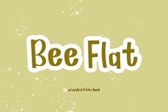 Bee Flat - a handwritten font Product Image 2