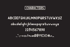 Rootfear Handmade Font Product Image 3