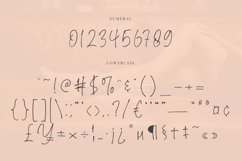 Brendria - Signature Font Product Image 6