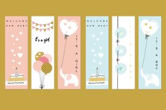Baby Shower - cards and banners Product Image 6