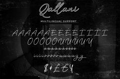 Qallani Script Font Product Image 5