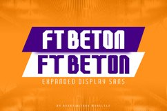 FT Beton Expanded Product Image 1