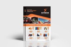 A4 Sports Outlet Poster Templates Product Image 3