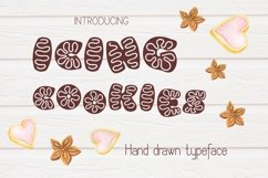 Icing cookies font Product Image 1