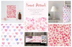 Heart Attack: Watercolor Prints Product Image 5