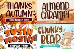 BIG BUNDLE - Seasonal Crafting Font Collection!! Product Image 10