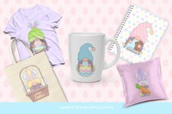 Easter Gnome Clip Art Sublimation Product Image 3