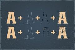 Bourbon vintage font Product Image 2