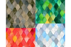 Dragon Scales Seamless Pattern Product Image 2