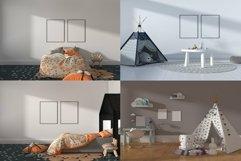 Kids Room Frame Mockups Vol - 8 Product Image 3