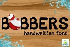 Bobber Handwritten Font! Product Image 1