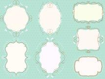 doodled frames pack  Product Image 6