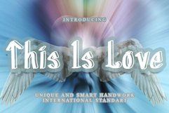 This Is Love Product Image 1