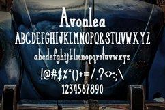 Avonlea Vintage Font Product Image 2