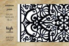 Mandala SVG | Flower Cut File Product Image 4