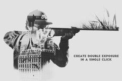 Double Exposure Photoshop Action Pro Product Image 4