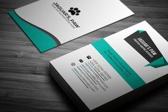 Modern Business Card Template Design Product Image 2