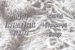 Cozy Afghan Font Duo Product Image 4