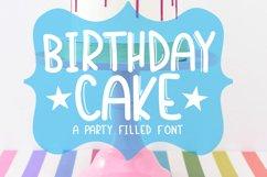 Birthday Cake Product Image 1