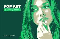 Pop Art Photoshop Action Product Image 5