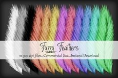 Fuzzy Feathers PNG Product Image 1