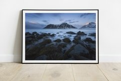 Misty Stones - Wall Art - Digital Print Product Image 3