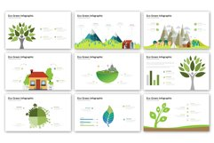 Eco Vector Presentation - Infographic Template Product Image 3